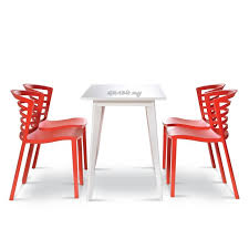 poppy dining set