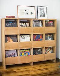 simple and classy ways to your vinyl record collection