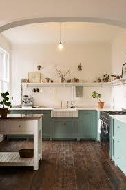 Edwardian Designers A Delightfully Simple Kitchen In An Edwardian Villa That