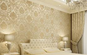 embossed damask textured bedroom wallpaper nonwoven soft roll wall sticker for home decoration bedroom wallpaper designs1 wallpaper