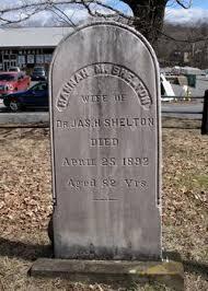 Hannah Maria Shelton Shelton (1809-1892) - Find A Grave Memorial