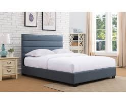 blue platform bed. Contemporary Blue Delton Platform Bed  Queen Blue To Q