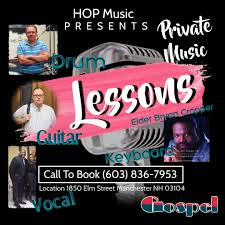 Join Our New Music Program Today!!!... - N.E.P House of Praise