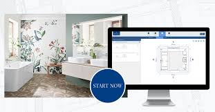 plan your bathroom now from the comfort of your home