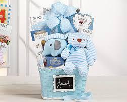 wele new baby gift basket