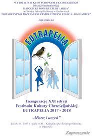 Znalezione obrazy dla zapytania festiwal eutrapelia