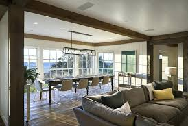 rustic linear chandelier rustic lighting dining room beach style with linear chandelier wood ceiling home improvement rustic linear chandelier