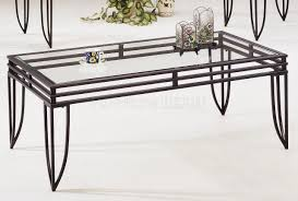 glass top coffee table with metal base best rectangle glass coffee table lovely coffee tables rowan od small