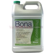 Buy Bona Stone Tile And Laminate Floor Cleaner Pro Series 1Gal   Vacuum  Plus Canada