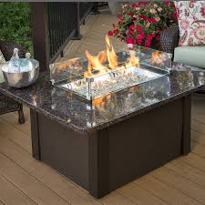 propane fireplace outdoor ideas