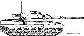 Military Coloring Pages Wecoloringpagecom