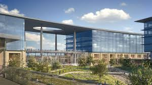 Toyota unveils sprawling North American campus in Plano (Video ...