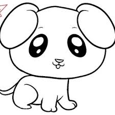 Small Picture Tag For How to draw a puppy for kids Litle Pups