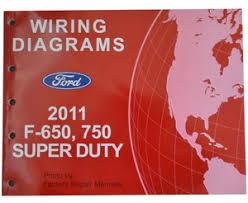 2011 ford f 650 f 750 medium duty truck electrical wiring diagrams wiring diagrams ford 2011 f 650 750 super duty