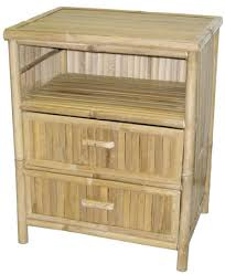 furniture made of bamboo. Bamboo Nightstand Furniture Made Of