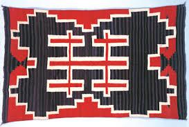 navajo rug designs. Moki C. 1880 Navajo Rug Designs