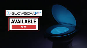 Glowbowl Toilet Night Light Glowbowl Fresh Toilet Night Light With Air Freshener