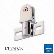 di vapor r glass shower door pivot hinge