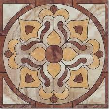 Панно <b>Ceracasa Roseton DUCALE</b> Nacar 116,8x116,8 – купить в ...