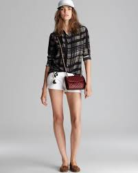 Rebecca minkoff Shoulder Bag - Quilted Mini Affair in Natural | Lyst & Gallery Adamdwight.com