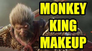 monkey king make up tutorial cosplay fadoodles and anime rants you