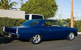 All Chevy chevy 1967 : 1967 Chevrolet Chevy II Nova - blue metallic - rvr - General ...