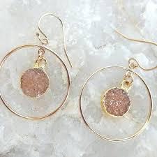 impressive best chandelier hoop earrings s on champagne gold chandelier earrings