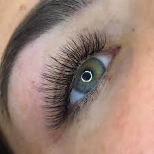 doll eye shape this style involves shorter lashes placed on the inner and outer corners whilst longer lashes are placed along the middle of the eye