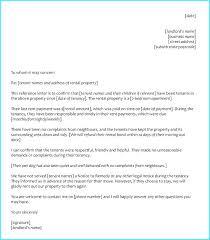landlord reference letter pdf friend rental reference letter format work for landlord employee