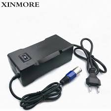 <b>XINMORE 42V</b> Power Supply 2A 1A Lithium Battery <b>Charger</b> For ...
