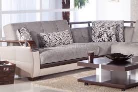 microfiber sectional sofa. Fine Microfiber Natural Valencia Gray Sectional Sofa By Istikbal WOptions And Microfiber