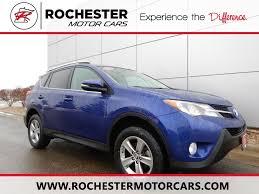 Used Toyota RAV4 Rochester MN