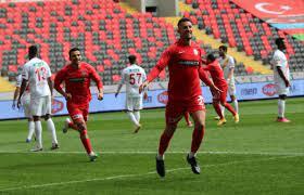 Süper Lig: Gaziantep FK: 1 - Yeni Malatyaspor: 0 İlk Yarı - Gaziantep haber