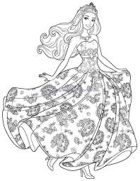 Small Picture cartoon barbie coloring pages printable Mlarbilder Barbie