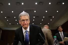 Tim Cook Takes $1.6 Million Pay Cut Due To Apple