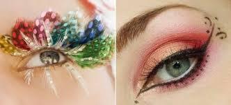crazy eyeshadow art