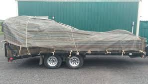 Image result for loading trees on a trailer