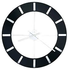 black kitchen clocks large black kitchen wall clocks miller onyx large contemporary wall clock inside clocks