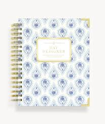 Day Designer Retailers January 2020 Daily Planner Perfectly Paisley
