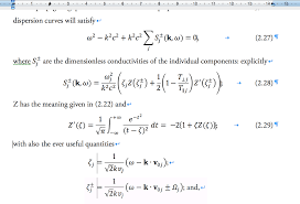 microsoft word 2016 some equations