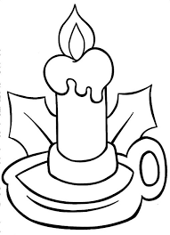 Small Picture Coloring Book Christmas Lights Coloring Pages
