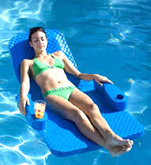 foam pool chair lounge fresh floating lounge chairs floating pool lounger biclou pool