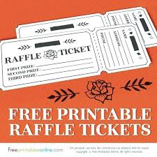 template raffle tickets raffle maker printable rosy raffle tickets free template online