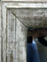 antique wood framed mirrors large antique distressed wood framed mirror antique wood frame beveled mirror antique wood