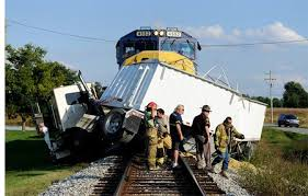 Nasd Ky Face Report Grain Truck Driver Killed At Train