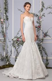 romantic mermaid wedding dress kleinfeld bridal