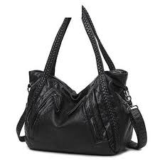 good quality 2019 large soft leather bag women handbags las cross bags for women shoulder bags female big tote sac a main leather purse womens purses