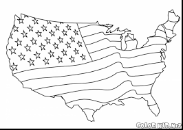 Small Picture stunning american flag coloring page with statue of liberty