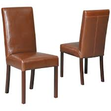 brilliant ideas of chair design ideas simple leather parsons dining chair ideas charming red leather parsons chair