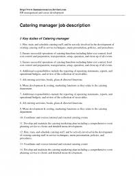 catering manager resume catering manager resume resume templates best ideas of catering
